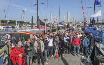 Incentive Bateaux d'exception en Bretagne Sud au départ de la Cité de la Voile à Lorient